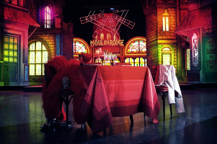 Moulin Rouge Garnier-Thiebaut