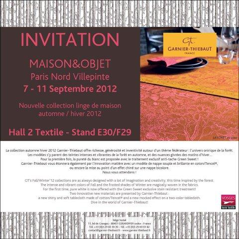 invitation mail