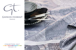 catalogue garnier-thiebaut Printemps-Ete 2017