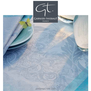 catalogue garnier-thiebaut printemps été 2015