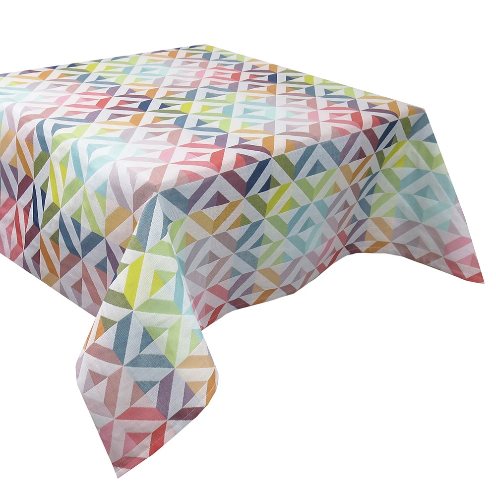 CHEMIN DE TABLE MILLE TWIST PASTEL